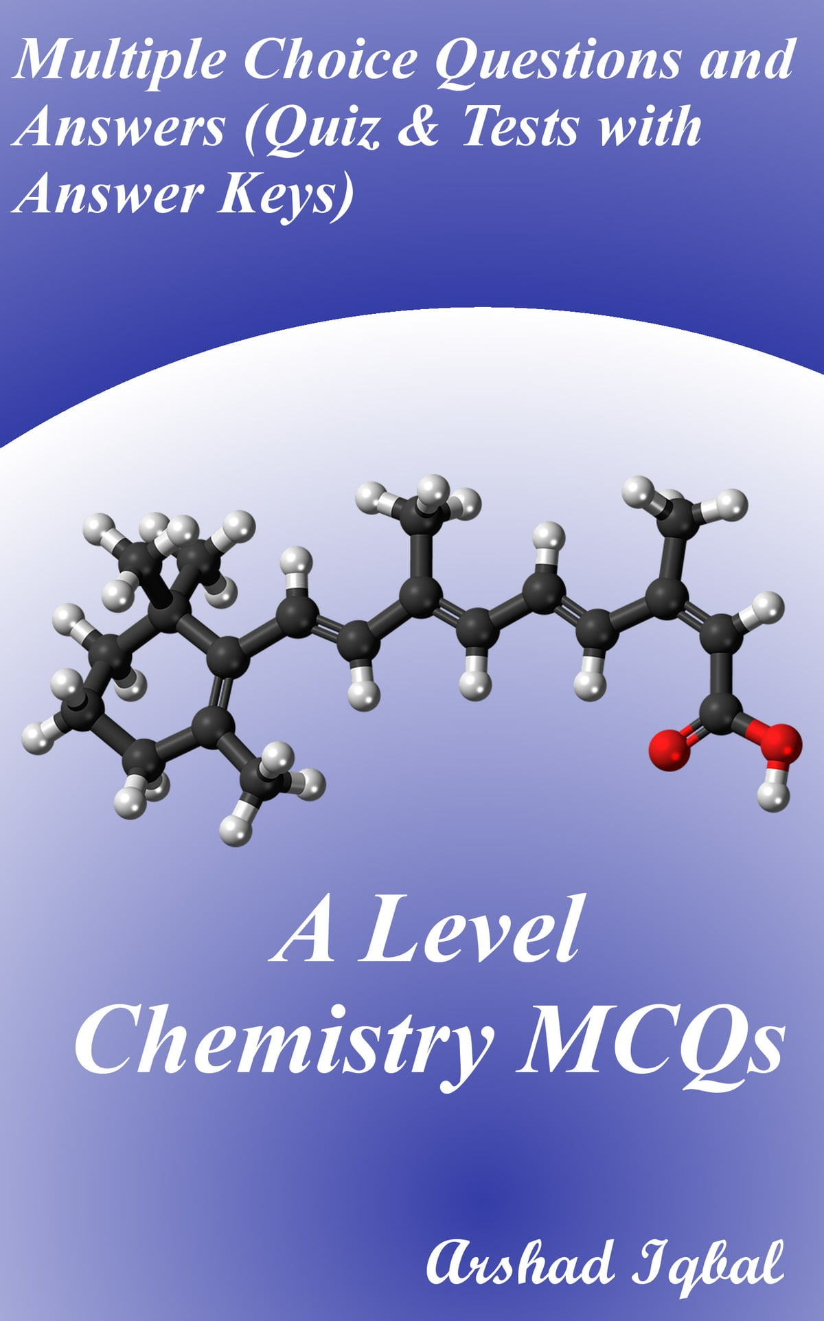 A Level Chemistry Mcqs Multiple Choice Questions And Answers Quiz Amp Tests With Answer Keys