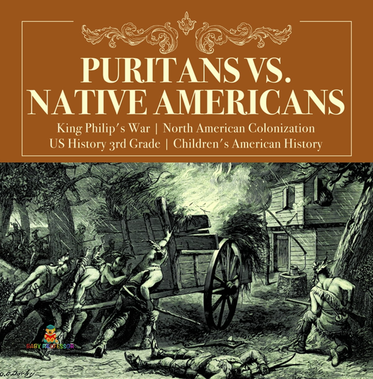 Puritans Vs Native Americans
