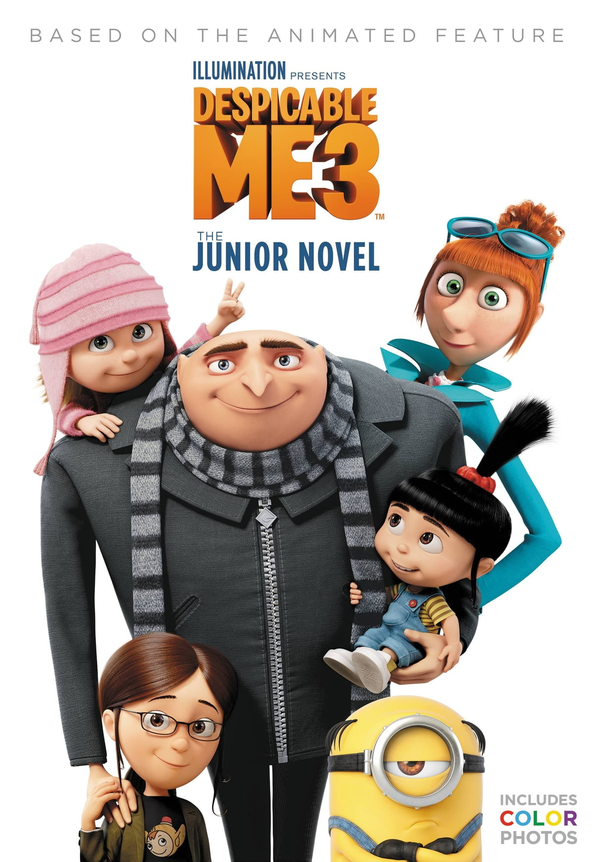Despicable Me 3 The Junior Novel Ebook By Sa