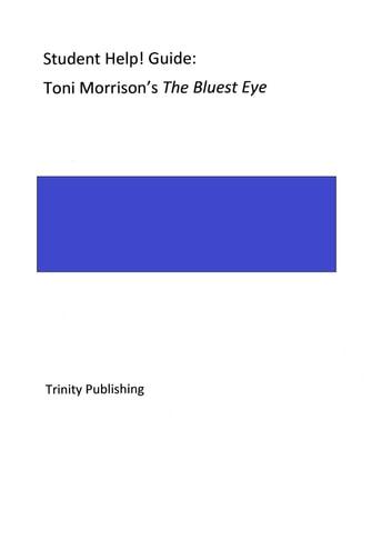 Toni morrison the bluest eye pdf dolapgnetband toni fandeluxe Images