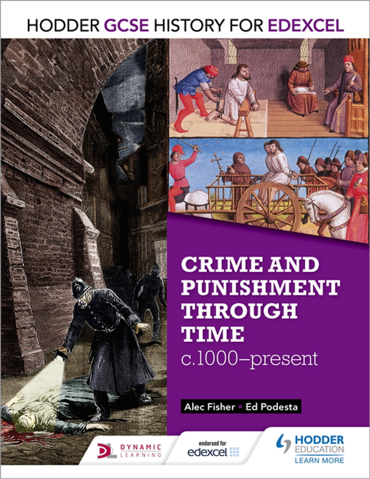 Hodder Gcse History For Edexcel Crime And Punishment