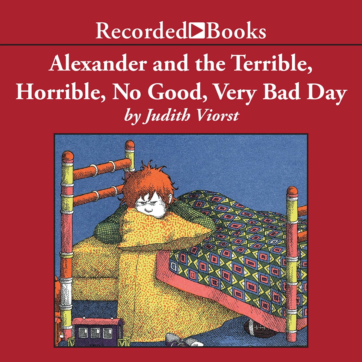 Alexander And The Terrible Horrible No Good Very Bad