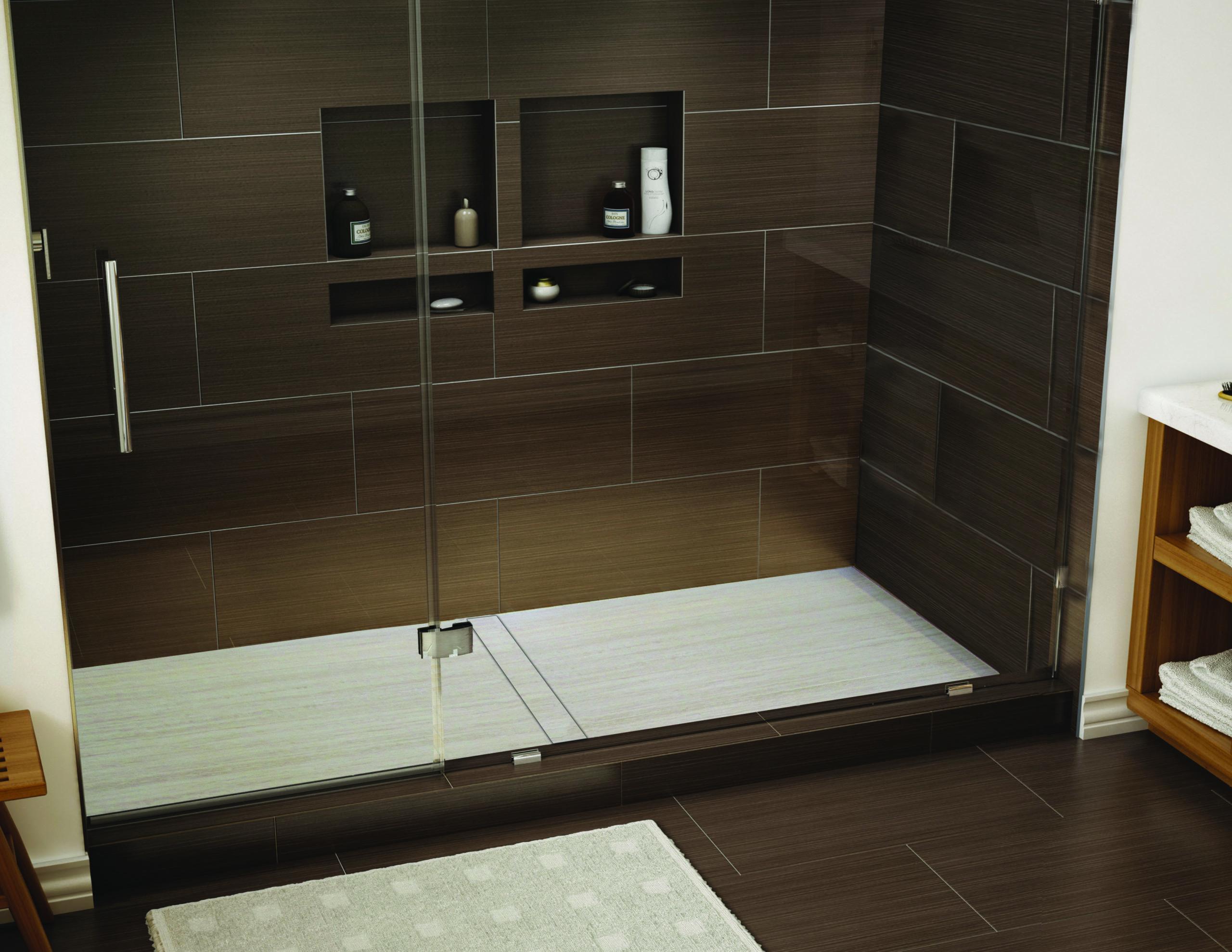 its redi mega shower pan