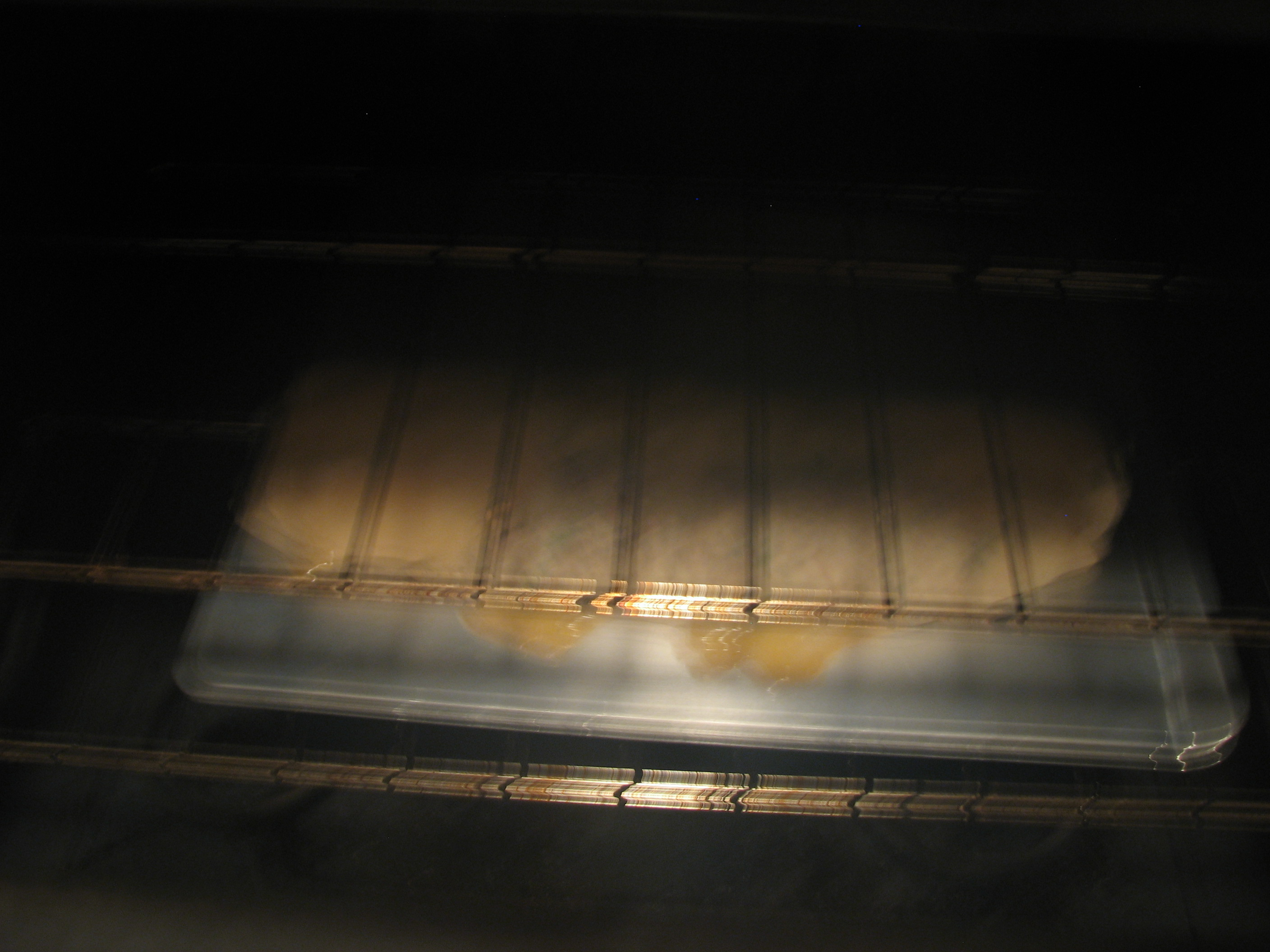Savory strudel in the oven
