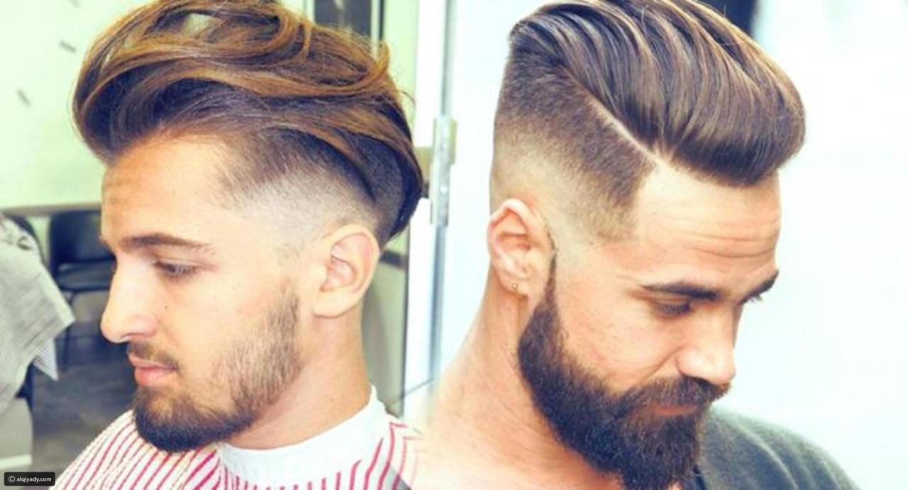 احدث قصات شعر رجالي 2020 افضل قصات الشعر اللي هتجذب الناس ليك