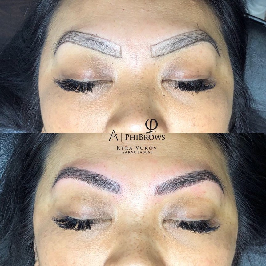 What is Microblading? | Kyra Brianne Microblading