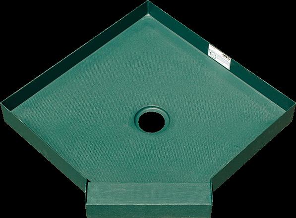 point drain tile basin kbrs shower