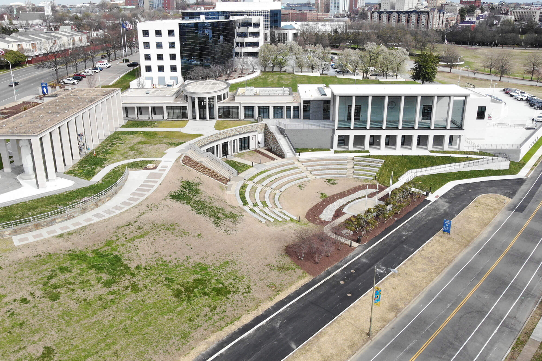 Virginia War Memorial Expansion