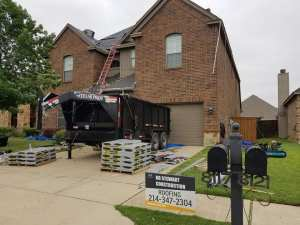 KB Roof<br>© KB Stewart Construction, LLC.