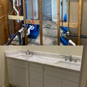 KB Custom Cabinets<br>© KB Stewart Construction, ,LLC.