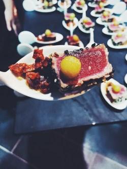 Noosh catering0 seared salmon