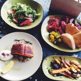 Riverbar & Kitchen Spread