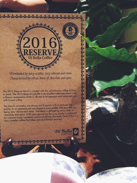 2016 Reserve Blend