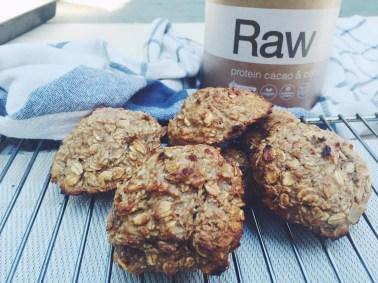 eBook - Protein & PB Cookies