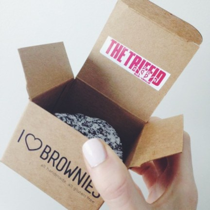 I Heart Brownies @ The Triffid