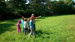 WOW Waldwoche: Orientierung im Freien