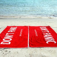 Keine Panik - International Towel Day