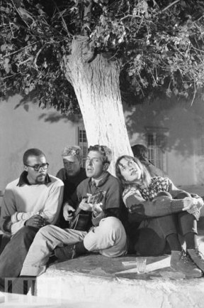 Hydra, Greece, Leonard Cohen, Marianne Jensen