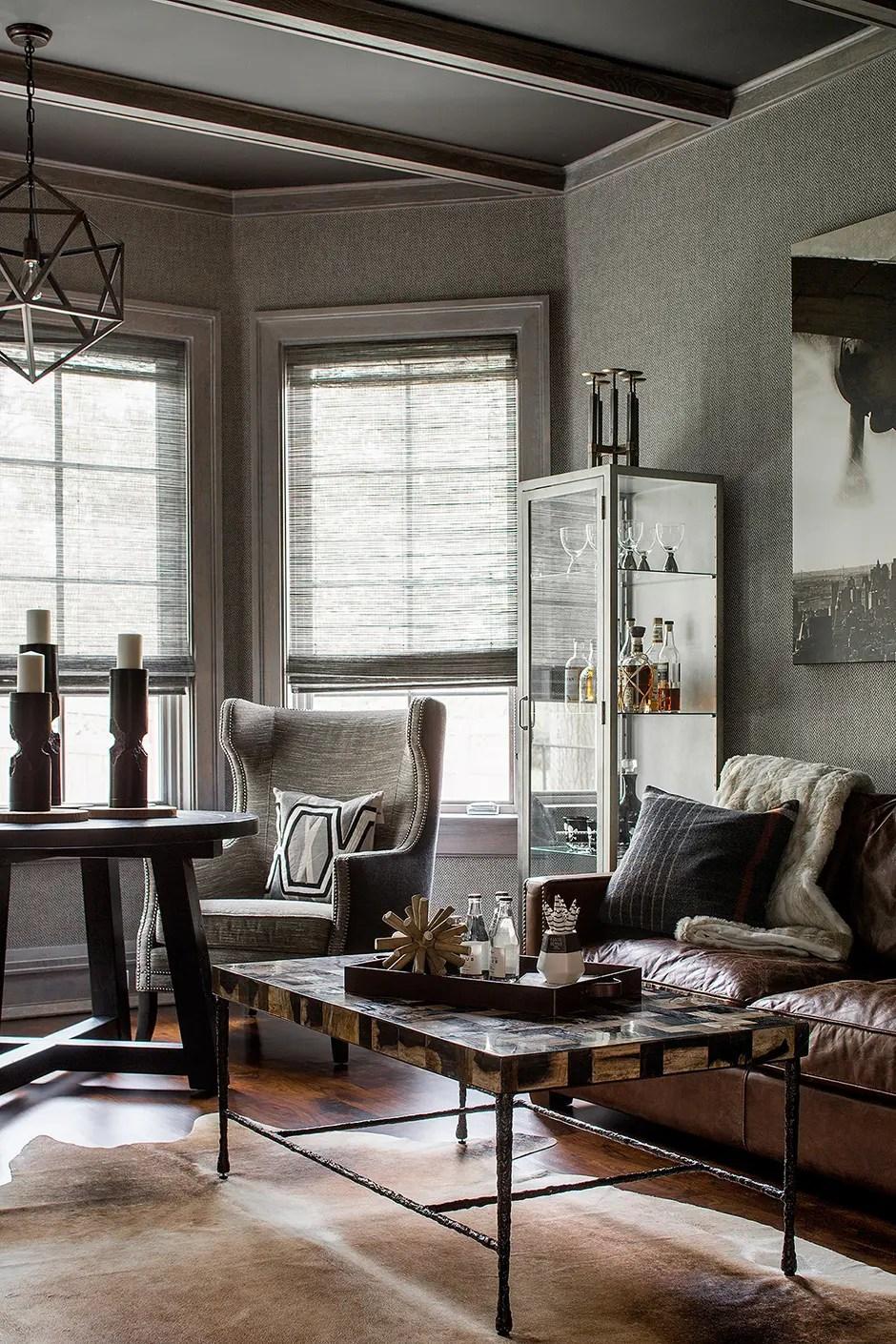 Living Spaces Karen B Wolf Interiors