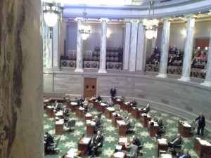 KC-SATRSC Coalition Visits Missouri Senate