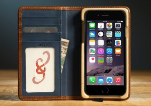 kc web design kent review - Pad & Quill luxury iPhone 6 case