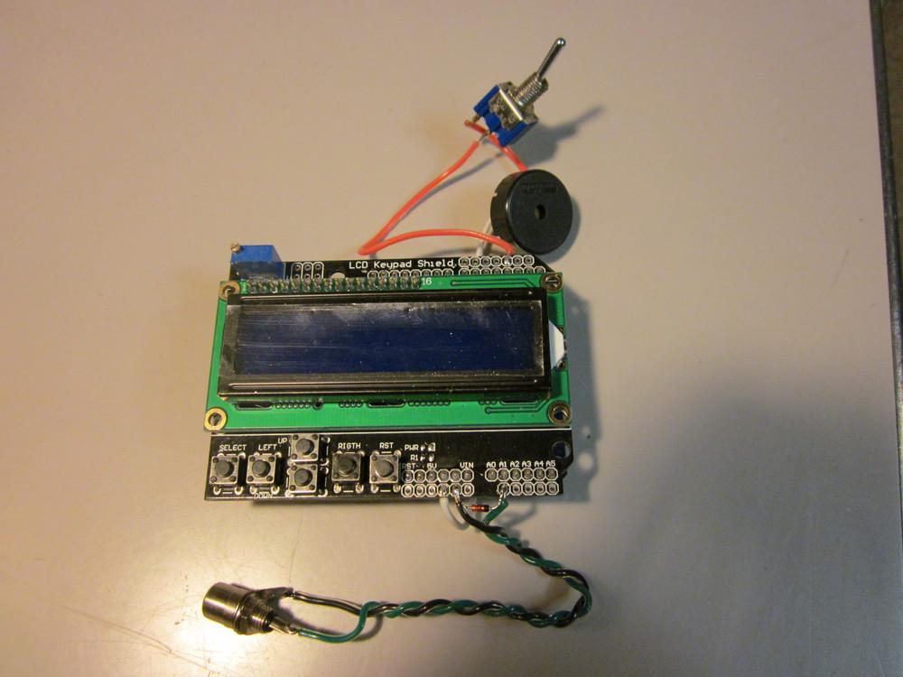 Digital Dummy Load - 3rd Planet Solar / KC9ON