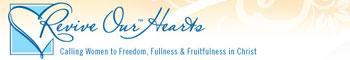 Revive our hearts w/ Nancy Lee DeMoss