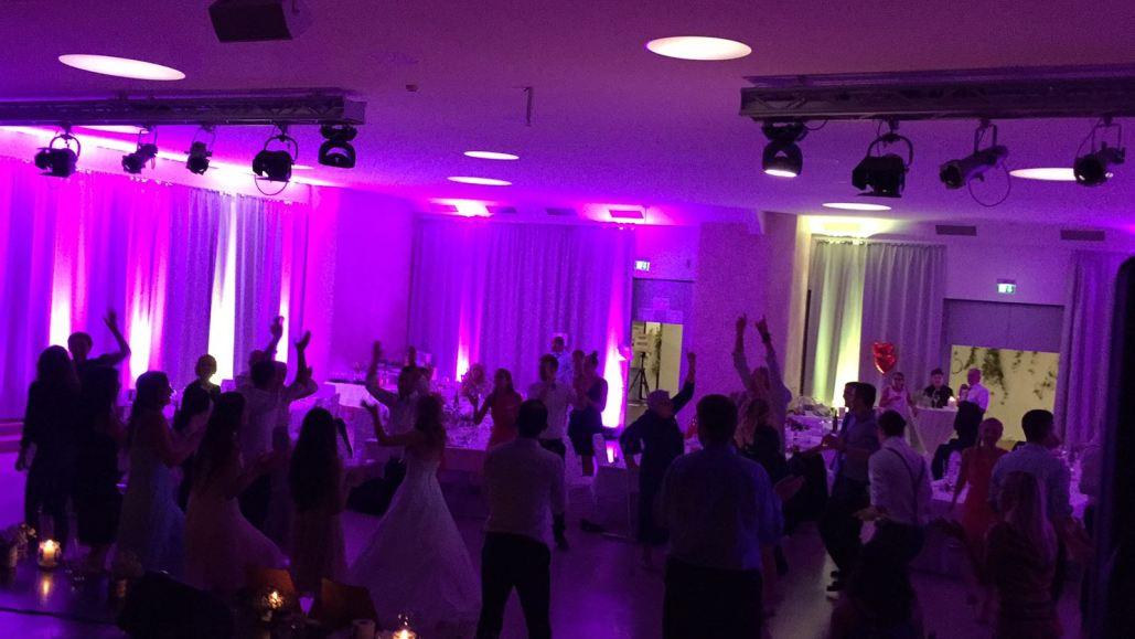 Hochzeit DJ oder Technik Gutschein
