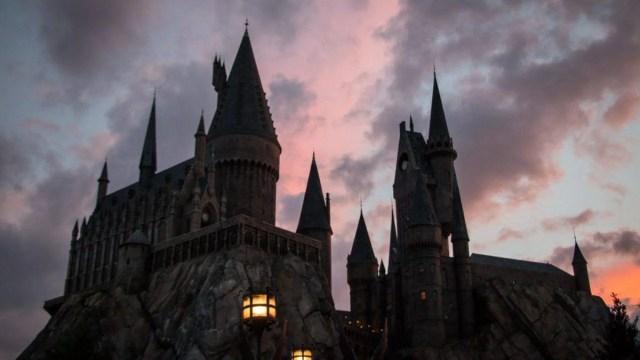 Sfondi a tema Harry Potter per Zoom KEEP CALM AND DON T