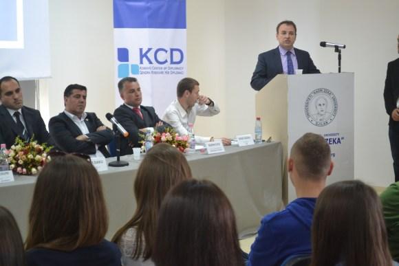 gezim_tosuni_ selim daku Kosovo Center of Dipomacy