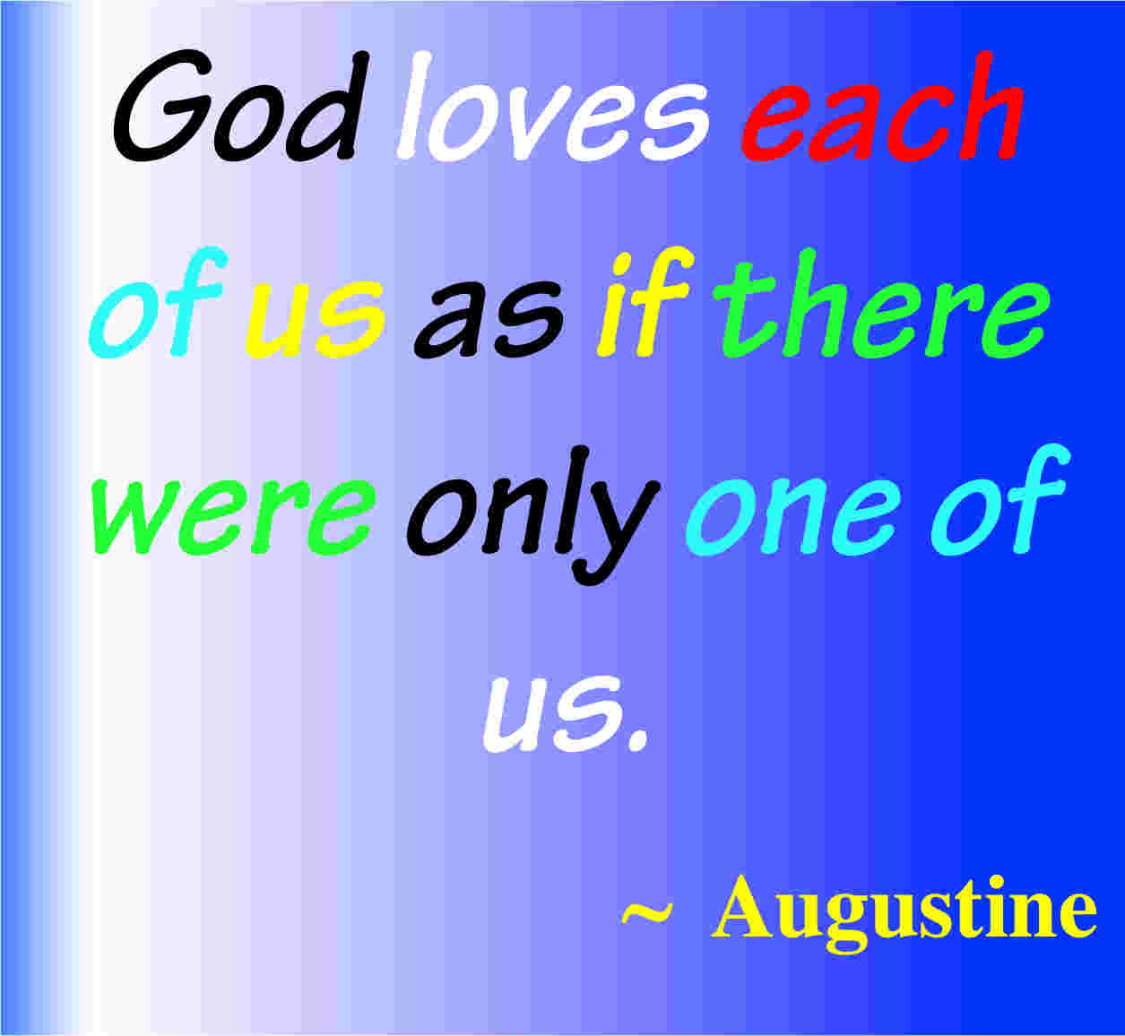 20 Inspirational Bible Verses About God S Love