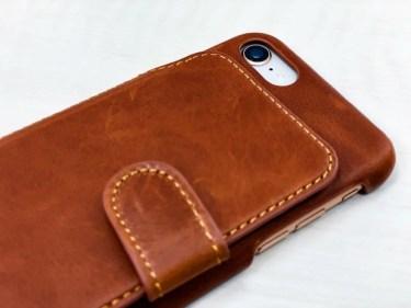 【ウラチェックレビュー】RAKUNI for iPhone 7/8(ラクニ)|背面フリップにカードを収納できる手帳型とは異なるアプローチのiPhoneケースの紹介