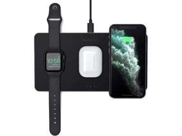【新商品】Satechiが、Trio Wireless Charging Padを発表