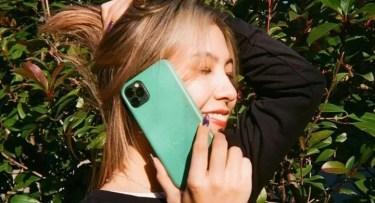 【新商品】長谷川ミラとTidal Green(タイダル・グリーン)の期間限定コラボiPhoneケース