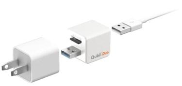 【セールニュース】スマホ・バックアップツール QubiiPro、Qubii Duoが、Amazonタイムセール祭りにて25%オフ
