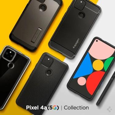 【新商品】Google Pixel 4a 5Gアクセサリーを、 Spigenが発売