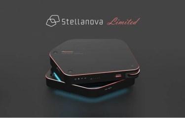 【新商品】ハイレゾ音源の非圧縮ワイヤレス再生が可能なハイレゾワイヤレスオーディオ「Stellanova」のハイエンドモデル「Stellanova Limited(ステラノヴァ リミテッド)」が発売