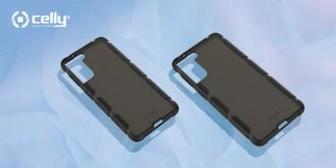 【新商品】 Galaxy S21 5G、Galaxy S21+ 5G 対応「EXTREME DEFENSE 耐衝撃ハイブリッドカバー/クリアブラック」が「au +1 collection SELECT」で発売