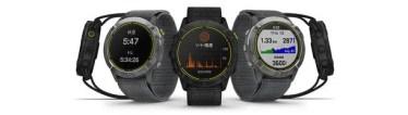 【新商品】 Garmin トレイルラン・ウルトラランに最適な高性能GPSウォッチ 『Enduro』シリーズが発売