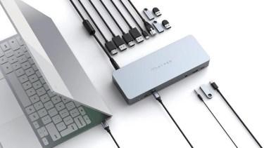 【新商品】Chromebook認証取得、企業・教育・在宅勤務向けUSB-Cハブが発売