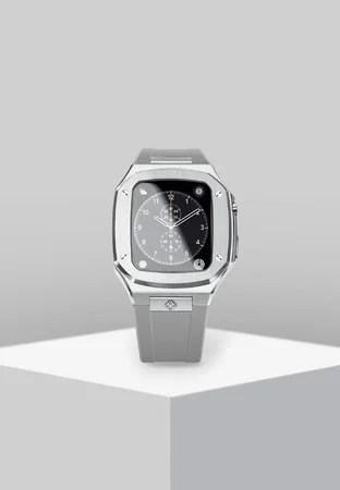 【新商品】高級アップルウォッチケース「GOLDEN CONCEPT(ゴールデンコンセプト)」から、ラバーストラップを採用した新モデルが発売