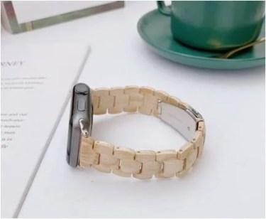 【新商品】木製の温かみのあるおしゃれなApple Watch用ベルト「Apple Watch ウッドベルト 」が発売