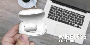 【新商品】「Premium Style」Bluetooth 5.0搭載 片耳ワイヤレスイヤホンが発売