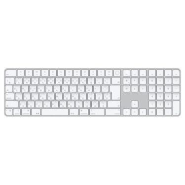 【新商品】M1 Mac用の「Magic Keyboard」「Touch ID搭載Magic Keyboard」「Touch ID搭載Magic Keyboard(テンキー付き)」「Magic Trackpad」「Magic Mouse」が発売