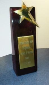2013 Nov Business of Year Award