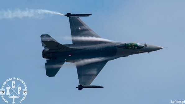 F-16AM Fighting J-631 cn 6D-63