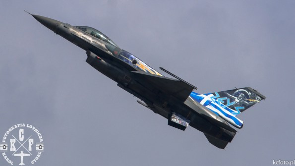 F-16C Block 52+ Demo Team Zeus