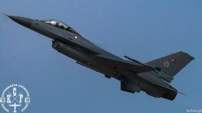 F-16 MLU Fighter Wing Skrydstrup