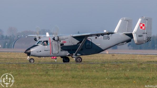 PZL-Mielec M-28 B1TD Bryza
