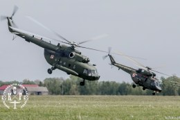 Mi-17 PZL-Swidnik W-3 PL Gluszec